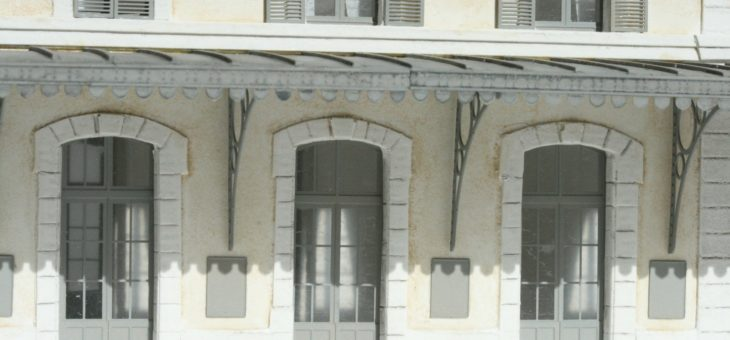 Gare PLM 5 portes «Sud Modélisme»