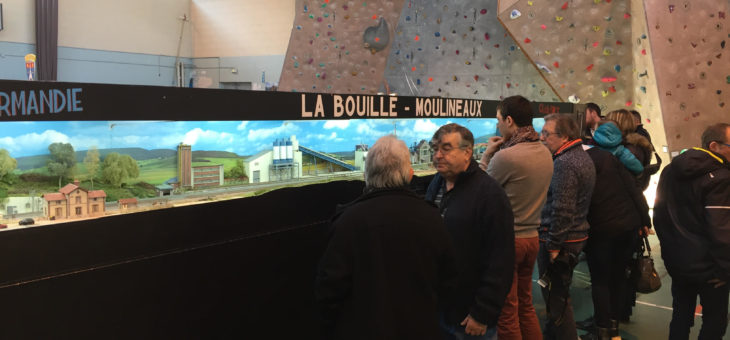 Exposition Model Trains Romilly-sur-Seine