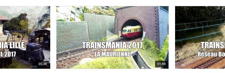 Retrouvez les séquences TrainsMania de l'édition précédente