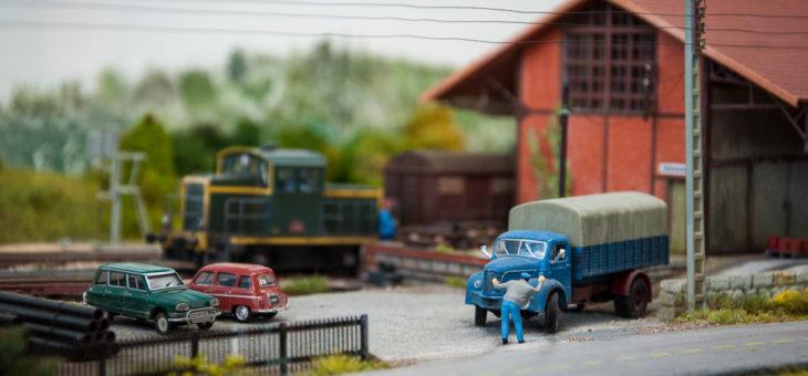 Le salon du train miniature à Dieppe approche
