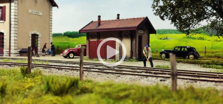 Fête du train au pays des Grands Noms – Meursault 2019