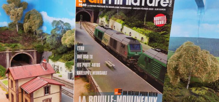 Notre réseau HO à l'honneur dans le magazine RMF #646