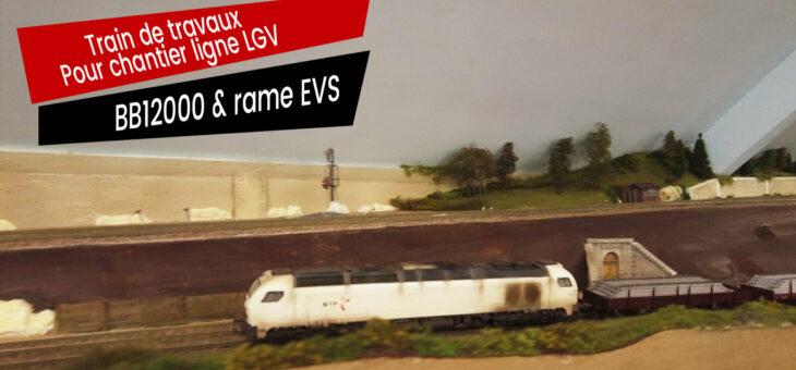 Train de travaux Euro 4000, 👀 Nouvelle vidéo