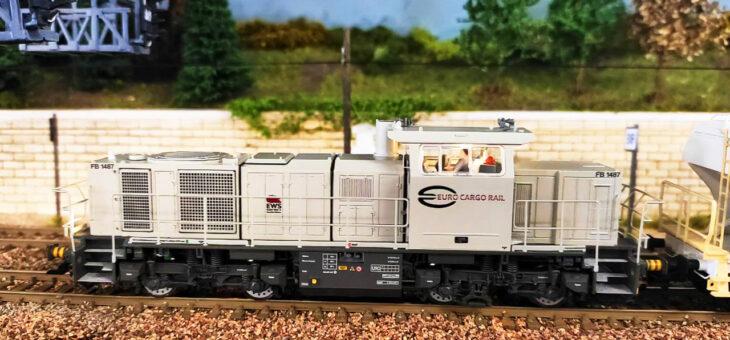 La G1000 d'ESU, idéale pour les manœuvres